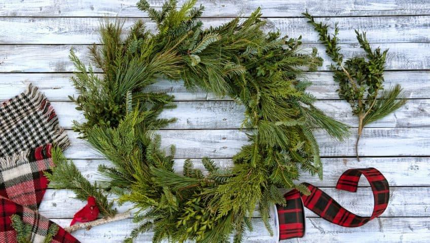 Calgo Gardens Seasonal Wreaths