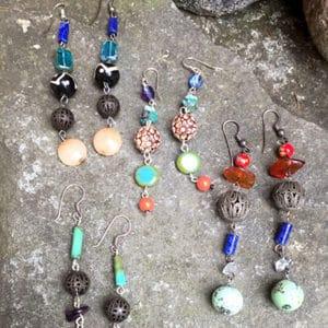 Ladiesu0027 Nightu2026Beaded Earrings!